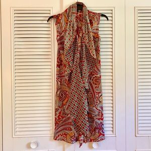 New York & Co Patterned Dress